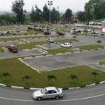 Địa điểm sân học lái xe ô tô tại quận Hoàng Mai Hà Nội