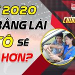 Năm 2020, thay đổi luật và học phí đào tạo lái xe